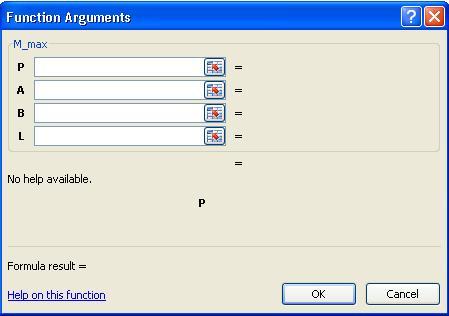 Function Argument