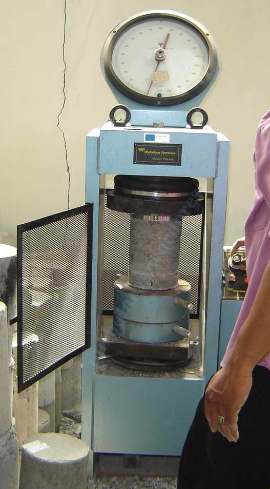 Uji Silinder Core