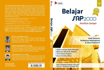 Cover SAP2000 Seri 2