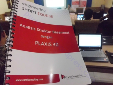 Short Course Plaxis 3D